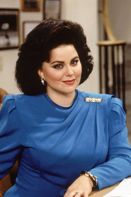 Delta Burke earned a  million dollar salary, leaving the net worth at 3 million in 2017
